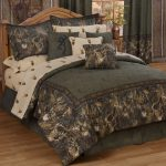 Browning Whitetails Bed Set for Men-Cali King