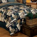 Dogs and Ducks Bed Set for Men