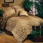 Giraffe Bed Set for Men