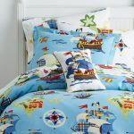 Pirate Boy's Bedding Set