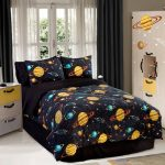 Space Boy's Bedding Sets-Full