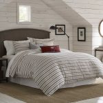 Wayne Stripe Comforter Bed Set – Bedding for men – 000