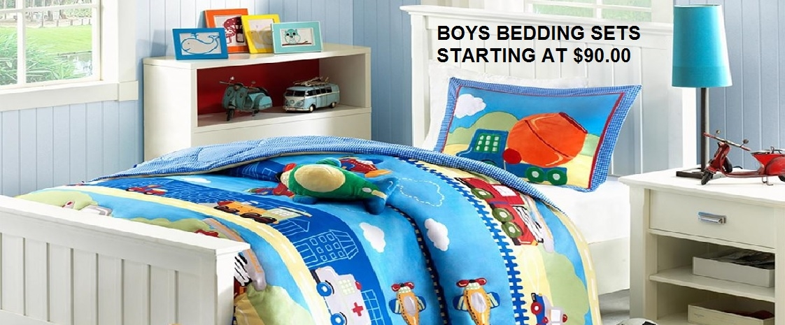 Bed Sets for Boys